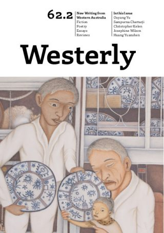 Westerly 62.2 cover