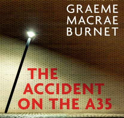 The Accident on the A35 cover
