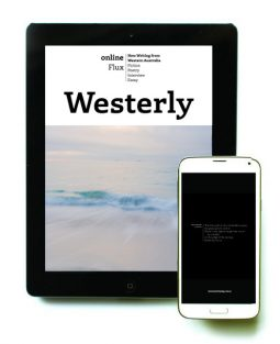 Westerly: Flux cover